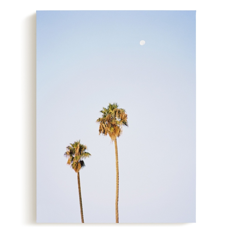 California Sky Art Print