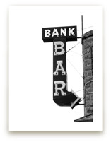 Bank Bar by Calais Le Coq