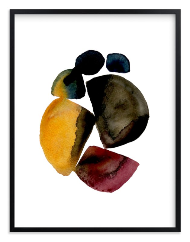 """""""Interim"""" - Limited Edition Art Print by Kiana Lee in beautiful frame options and a variety of sizes."""