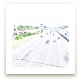 Washed Out I-25 by Amy Stevenson Wilson