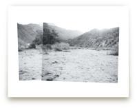 desert diptych Art Prints