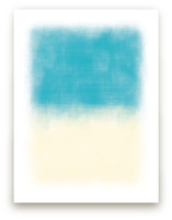 Blue Colorblock