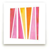 Safari Stripe by Christine Llewellyn