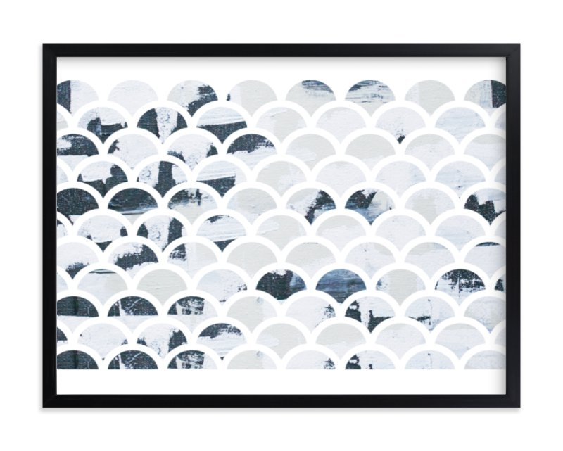 """""""93 sunsets"""" - Limited Edition Art Print by Kate Capone in beautiful frame options and a variety of sizes."""