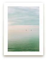 Hushed Horizon by Keely Norton Owendoff