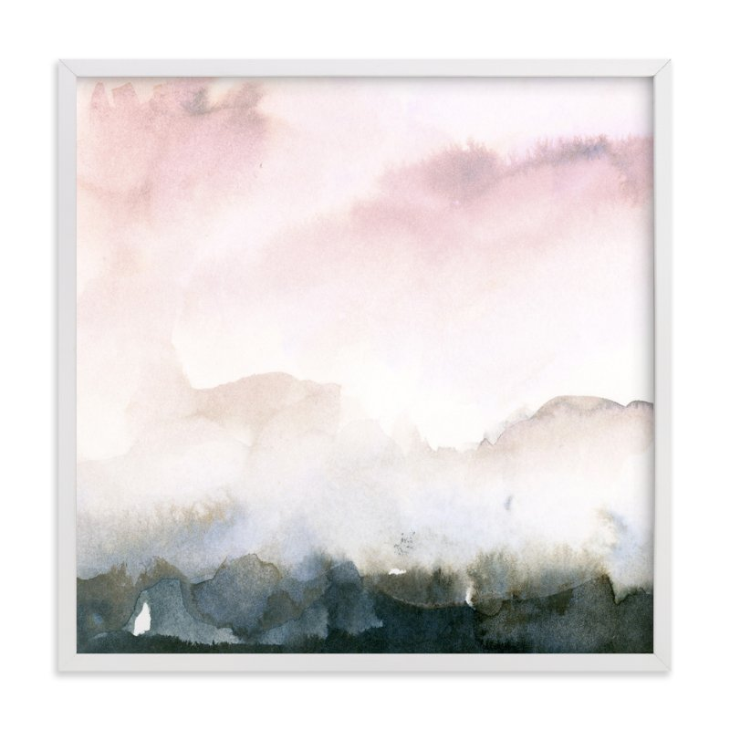 """Wake II"" - Limited Edition Art Print by Lindsay Megahed in beautiful frame options and a variety of sizes."