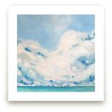 White Blur by jennifer hallock
