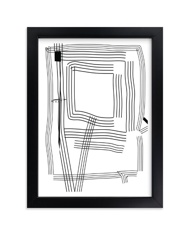 """Path of Life"" - Limited Edition Art Print by Kisco Print Shop in beautiful frame options and a variety of sizes."