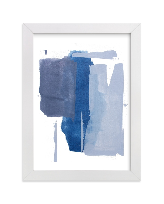 """""""Pressed No. 1"""" - Limited Edition Art Print by Julia Contacessi in beautiful frame options and a variety of sizes."""