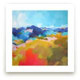 Blue Ridge by Jess Franks
