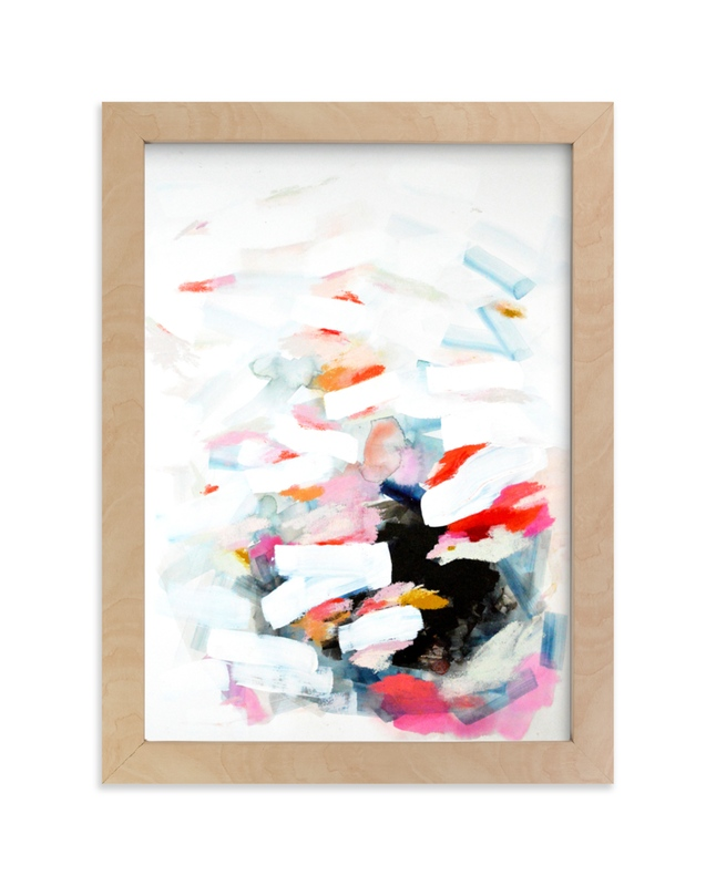 """Bandaids"" - Limited Edition Art Print by Jessica Matier in beautiful frame options and a variety of sizes."