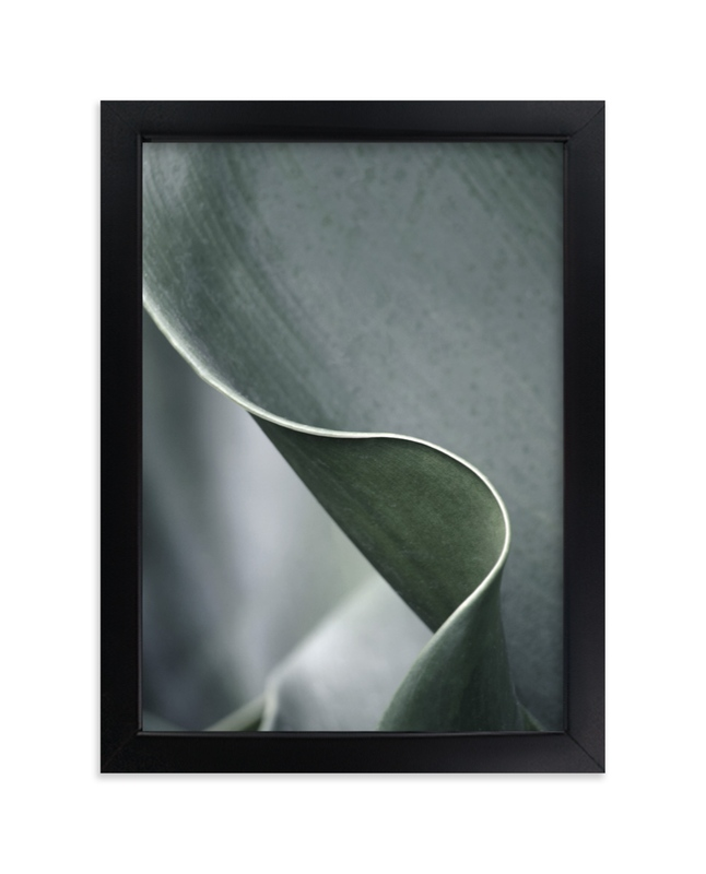 """""""Botanic 3"""" - Limited Edition Art Print by Stellax Creative in beautiful frame options and a variety of sizes."""
