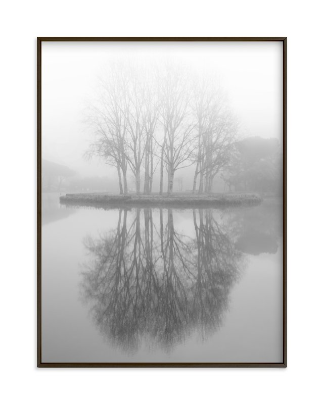 """""""Real Reflections"""" - Limited Edition Art Print by Massimiliano Massimo Borelli in beautiful frame options and a variety of sizes."""