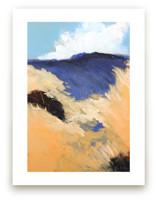 Mountain Pastures by Megan Kelley
