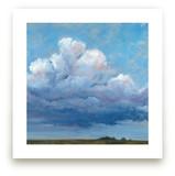 Cloud Observation by Stephanie Goos Johnson