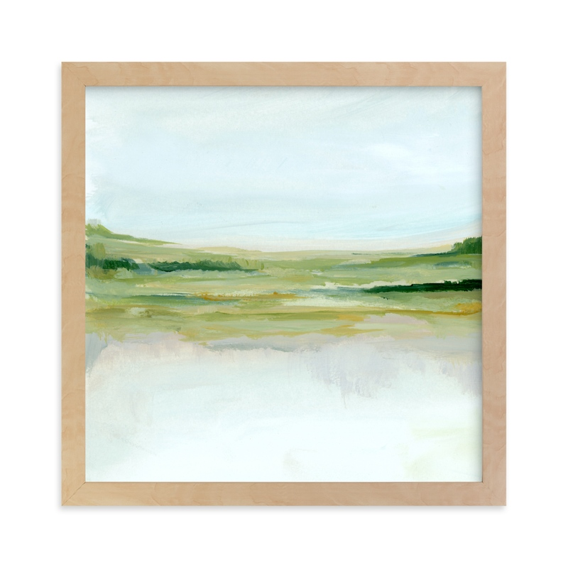 """Through It All"" - Limited Edition Art Print by Nicole Walsh in beautiful frame options and a variety of sizes."