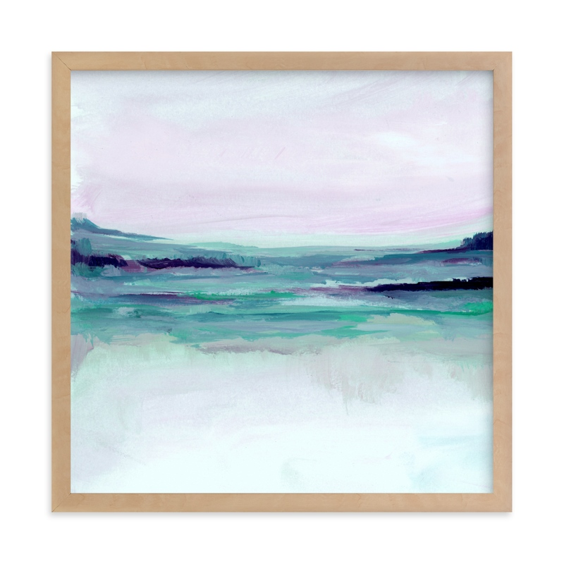 """""""Through It All"""" - Limited Edition Art Print by Nicole Walsh in beautiful frame options and a variety of sizes."""