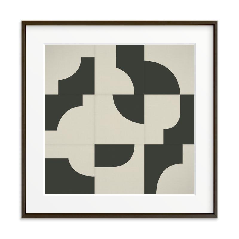 Off The Grid 03 Art Print