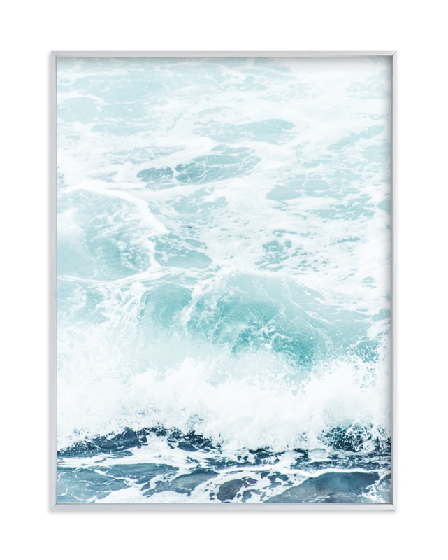"""Storm Swell"" - Limited Edition Art Print by Kamala Nahas in beautiful frame options and a variety of sizes."