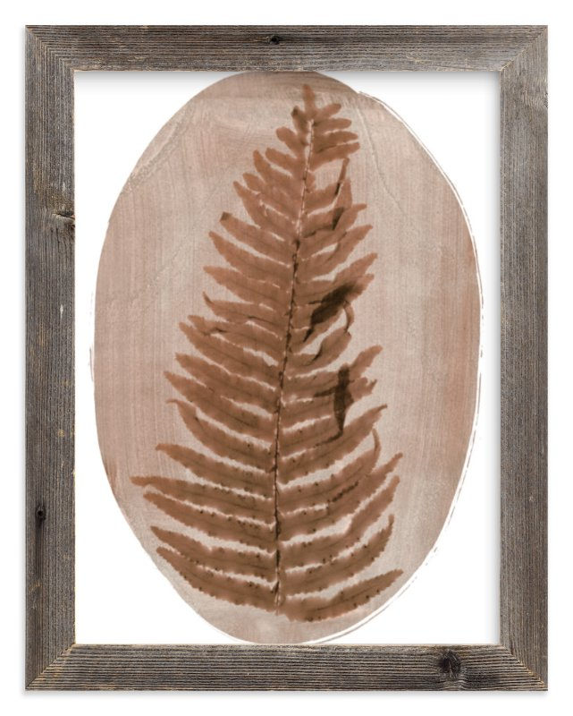 """Fern"" - Limited Edition Art Print by Kelly Nasuta in beautiful frame options and a variety of sizes."