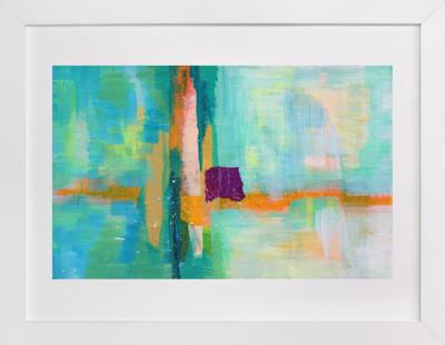 Landscape Study III Art Print