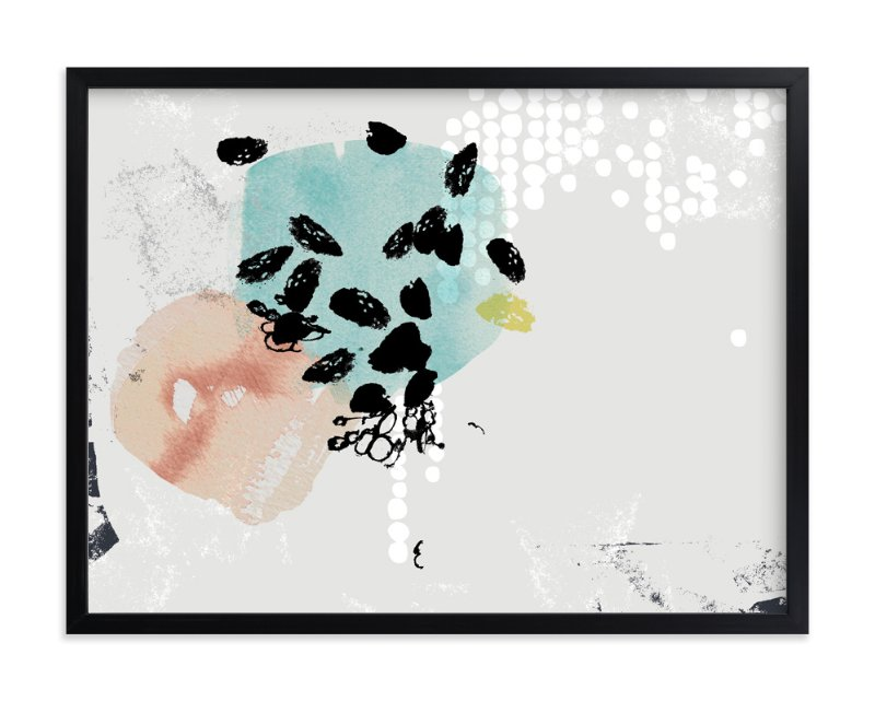 """""""verse"""" - Limited Edition Art Print by Kelly Ventura in beautiful frame options and a variety of sizes."""