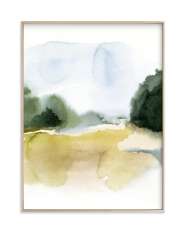 """""""A New Path"""" - Limited Edition Art Print by Stephanie Ryan in beautiful frame options and a variety of sizes."""