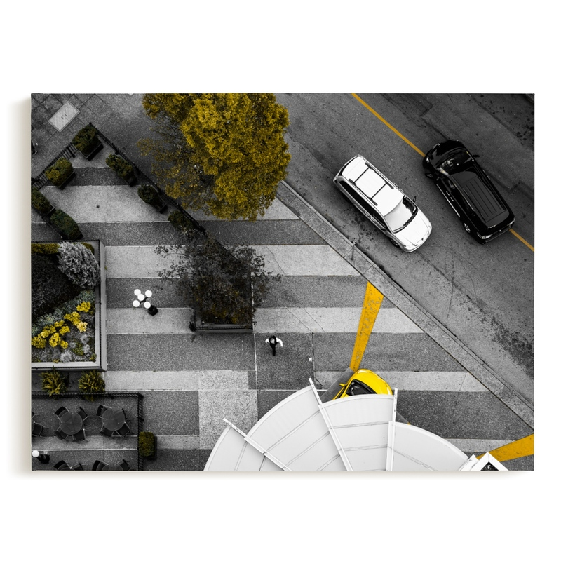 Story from Aerial #1 Art Print
