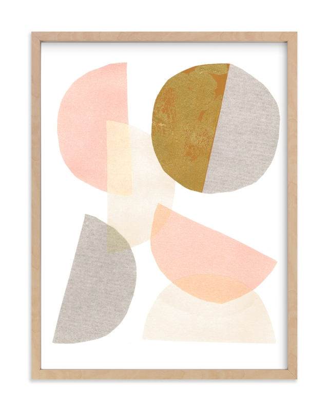 """""""Shifting"""" - Limited Edition Art Print by Kelly Nasuta in beautiful frame options and a variety of sizes."""