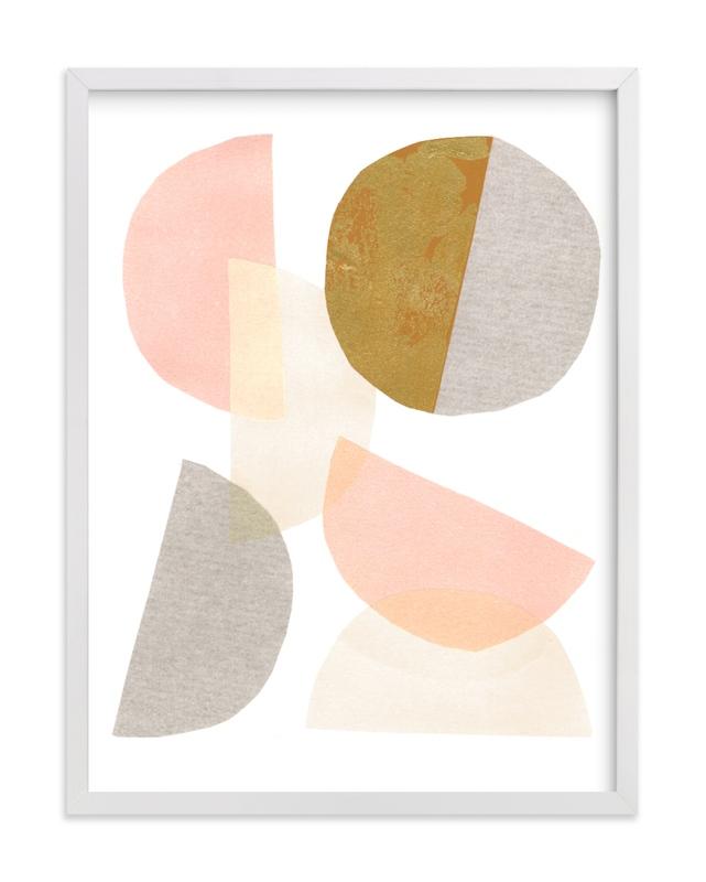 This is a grey art by Kelly Nasuta called Shifting.
