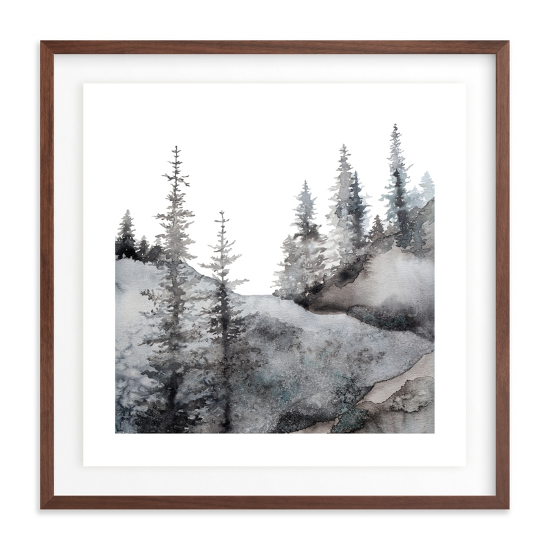 Timberline Art Print