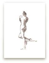 Female Figure Sketch