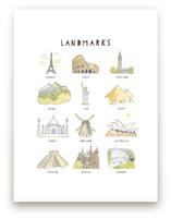 Landmarks by Natalie Groves