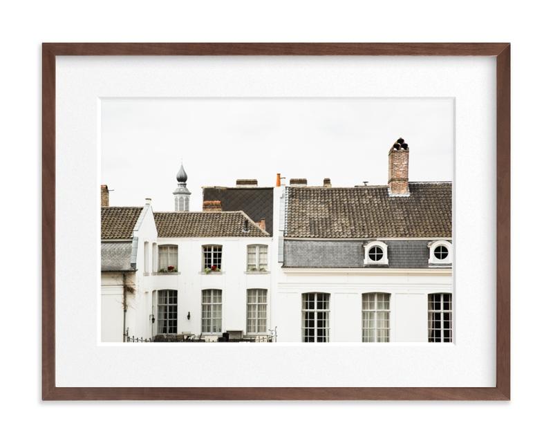 Ghent Art Print