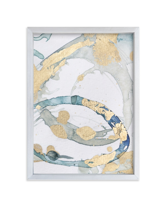 """Enchantment No. 1"" - Limited Edition Art Print by Julia Contacessi in beautiful frame options and a variety of sizes."