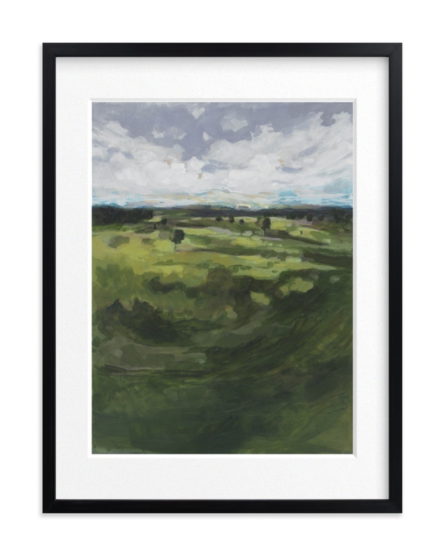 """Tomah"" - Limited Edition Art Print by Lorent and Leif in beautiful frame options and a variety of sizes."