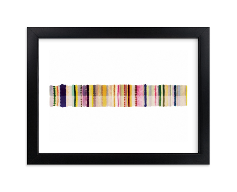 """""""Your Element"""" - Limited Edition Art Print by Kristi Kohut - HAPI ART AND PATTERN in beautiful frame options and a variety of sizes."""
