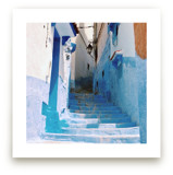 Streets of Chefchaouen... by AMK