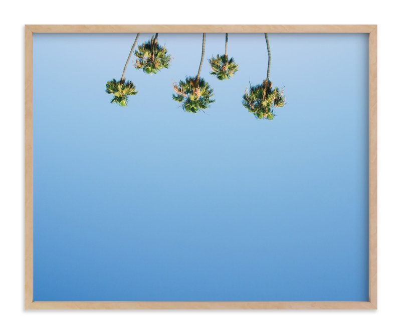 """""""Upside"""" - Limited Edition Art Print by Alexandra Nazari in beautiful frame options and a variety of sizes."""