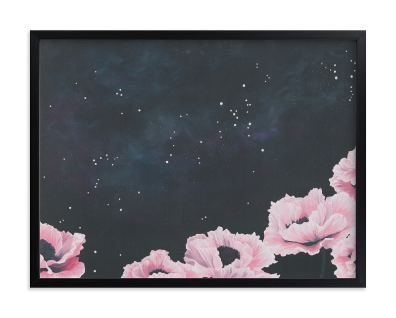 """""""Awakening"""" - Limited Edition Art Print by Emily Magone in beautiful frame options and a variety of sizes."""