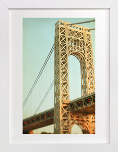 Bridges Of New York #9 Art Print