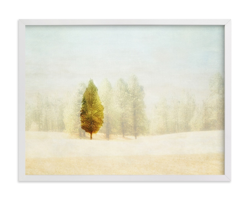 """""""Palouse"""" - Limited Edition Art Print by Michelee Scott in beautiful frame options and a variety of sizes."""