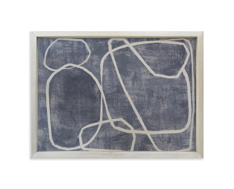 """""""Squiggles"""" - Limited Edition Art Print by Camille Pietrow in beautiful frame options and a variety of sizes."""