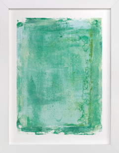 Ocean Abstract IV Art Print