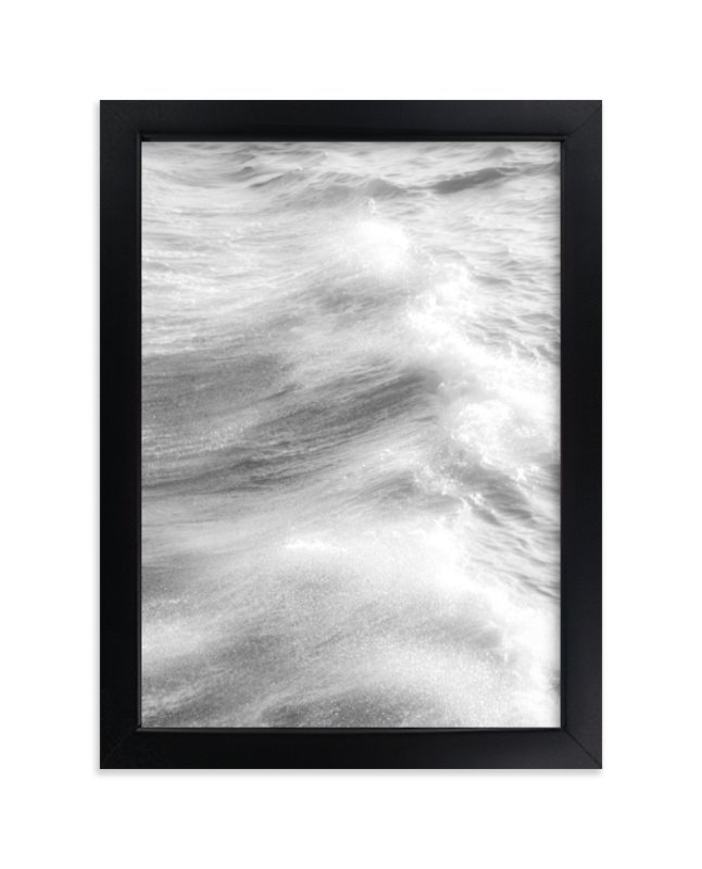 """Staten Sea 1"" - Limited Edition Art Print by Lisa Sundin in beautiful frame options and a variety of sizes."