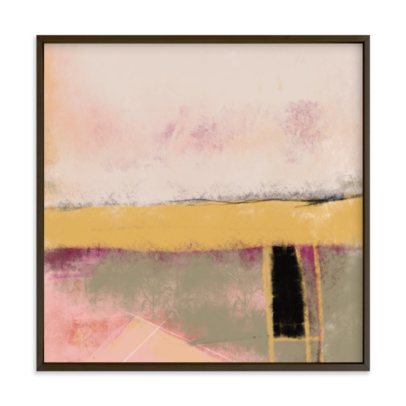 """""""More Than This"""" - Limited Edition Art Print by Amy Moen in beautiful frame options and a variety of sizes."""