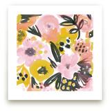 Floral Fancy by Jeanetta Gonzales