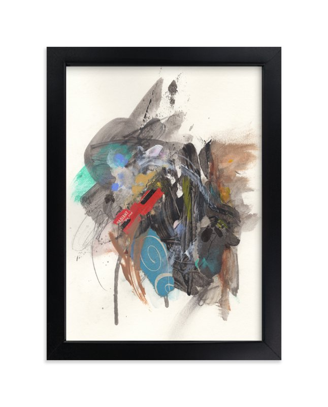 """Gamut"" - Limited Edition Art Print by Misty Hughes in beautiful frame options and a variety of sizes."