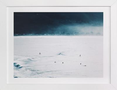 Smell The Sea + Feel The Sky Art Print
