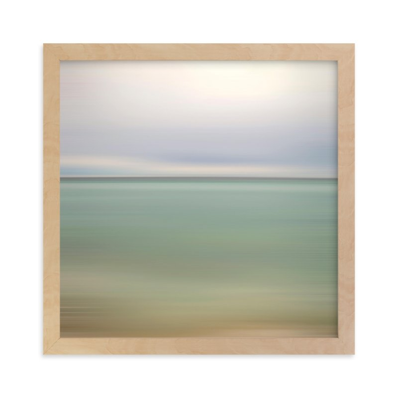 """""""Twisted Horizon"""" - Limited Edition Art Print by amanda cunningham in beautiful frame options and a variety of sizes."""
